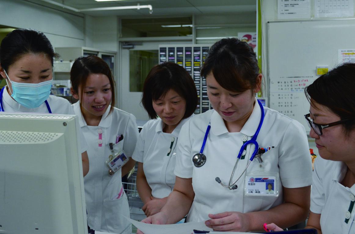 固定チームナーシングを導入し、患者さんにとってよりよいケアが提供