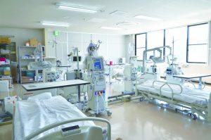 枡記念病院 透析室